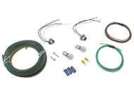Blue Ox Tail Light Wiring Kit- Bulb & Socket