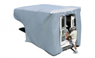 Adco AquaShed Slide In Truck Camper Cover - 10ft to 12ft