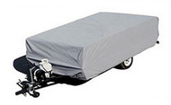 Adco Polypropylene PopUp Trailer RV Cover, 12 ft 1 in to 14 ft