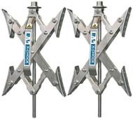 BAL X-Chock Tire Wheel Locking Chock Twin Pack
