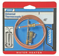 """Camco Water Heater or Furnace Thermocouple Kit 48"""""""