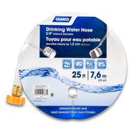 "Camco TastePURE 25', Drinking Water Hose, 5/8"" ID"