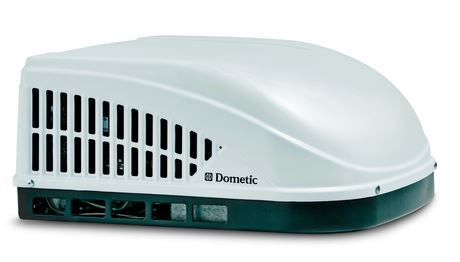 Dometic Brisk II 15K BTU Roof AC with Heat Pump