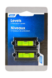 Camco RV Bubble Level - Standard, 2 per card