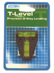 Camco RV Level - T Level