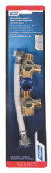 """Camco Water Heater Winterizing By-Pass Kit, 8"""" Supreme Permanent Brass for 6gal tank"""