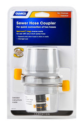 Camco Sewer Easy Slip Internal Hose Coupler