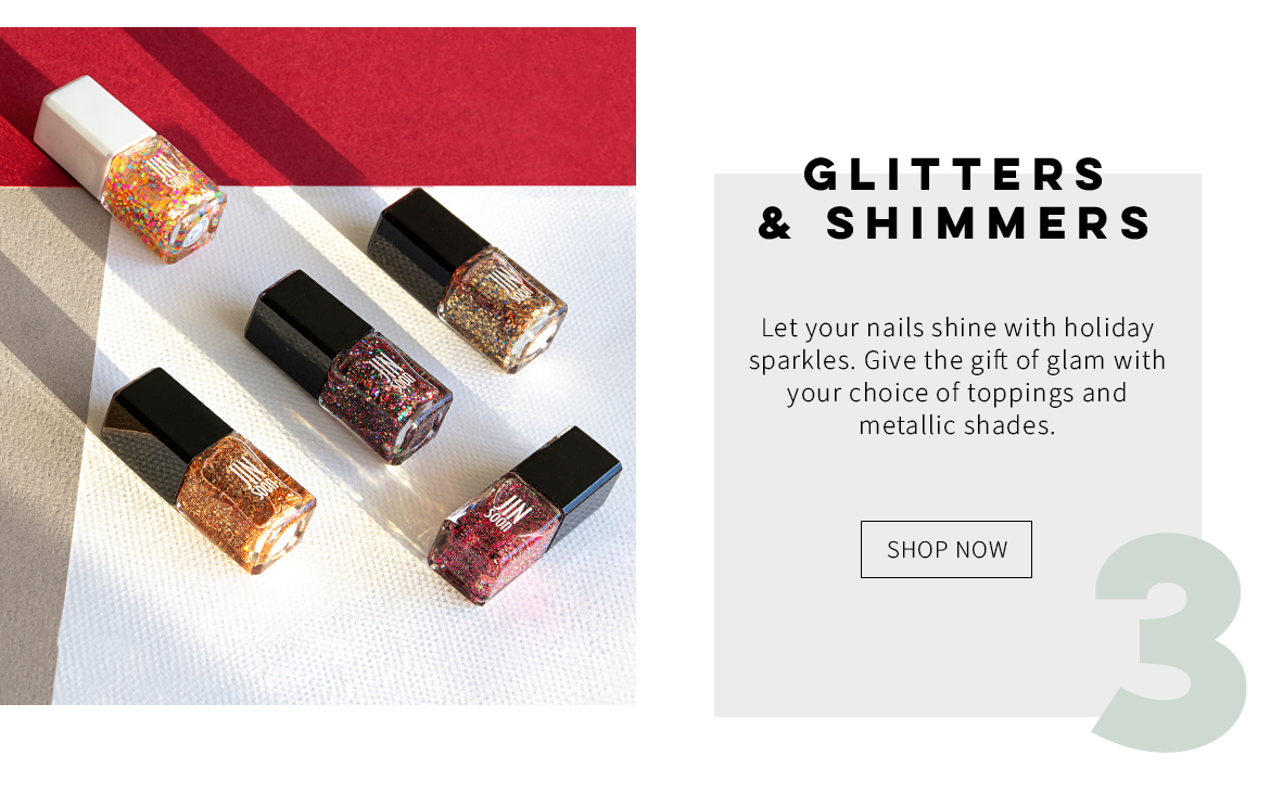Glitters & Shimmers