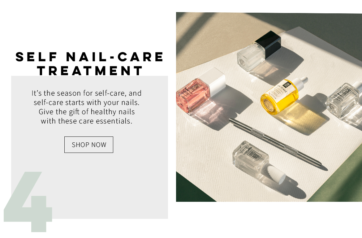 Self Nail-Care Treatment