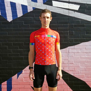 Men's Inspiration Points Red Jersey