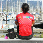 Women's Inspiration Points Red Jersey