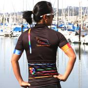 Women's California Short Sleeve Thermal Jersey