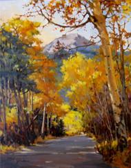 """""""Mount Chapin View"""" by Margaret Jensen 16x20"""