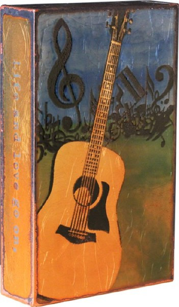 """""""In Tune"""" by Houston Llew"""