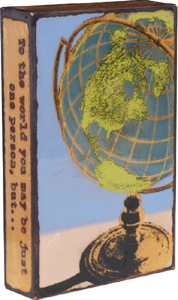 """""""Global"""" by Houston Llew"""