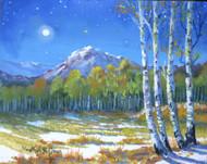 """Full Moon"" Heather Coen 8x10"
