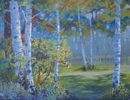 """""""Wild Berries"""" Heather Coen 11x14"""