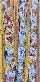 """Autumn Flurries"" by Kimberly Conrad 30x15"