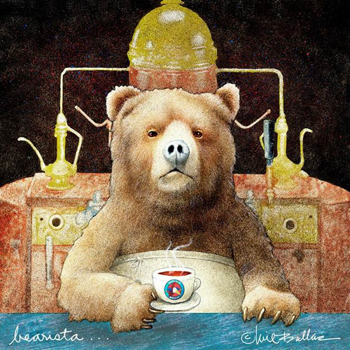 """Bearista..."" by Will Bullas"