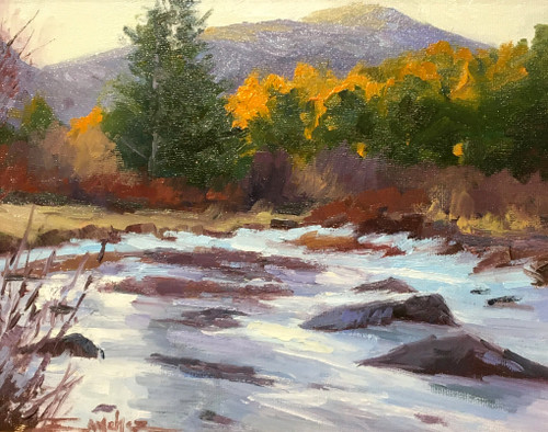 """""""Fall Over Fall River"""" by Terri Sanchez 8x10"""