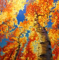 """""""Golden Wonder"""" by Stanislav Sidorov 36x36"""
