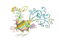 """""""Pretty Bird"""" by Brooke Connor"""