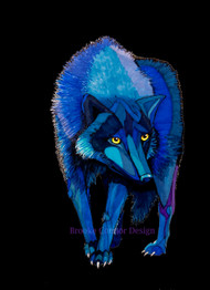 """Wolf"" by Brooke Connor"
