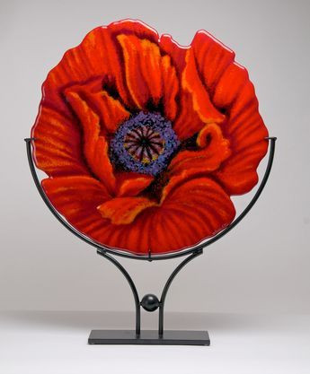 """Empress Poppy"" by Anne Nye"
