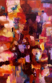 """Jewel"" by Laura Brenton 24x36"