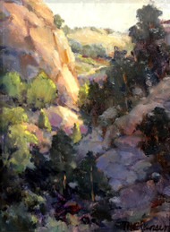"""Where Shall We Wander"" by Margaret Jensen 6x8"