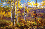 """Rustic Autumn"" by Stanislav Sidorov 40x60"