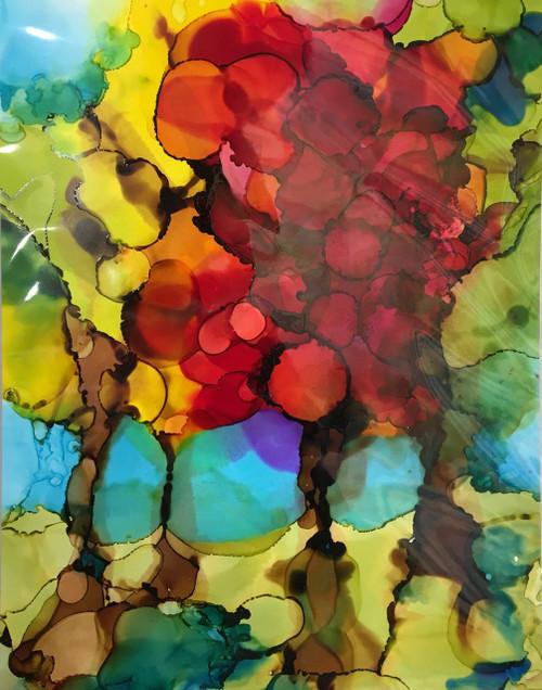 """""""Untitled"""" by Dawn Reinfeld 20x16"""