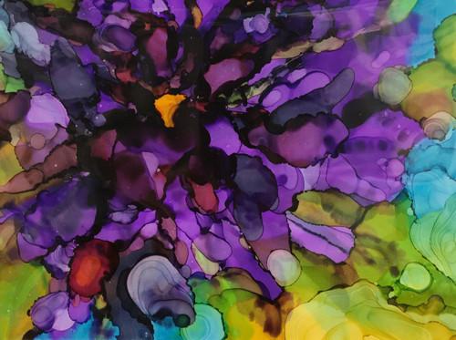 """""""Untitled"""" by Dawn Reinfeld 14x11"""
