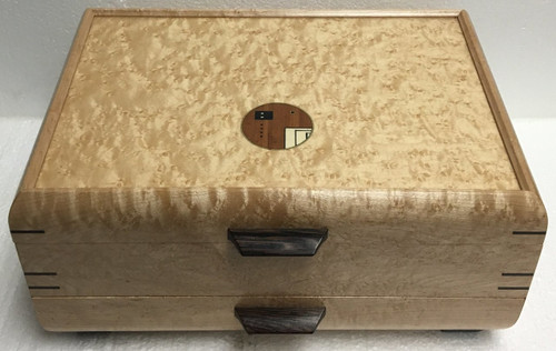 Jewelry Chest by Mike Mikutowski