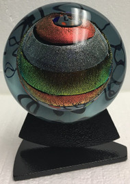 """""""Baby Satellite in Copper, Silver and Gold"""" by Rollin Karg"""
