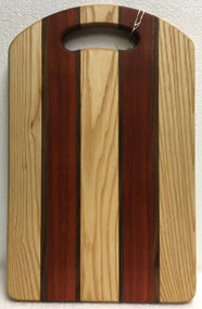Cutting Board 10x16 by Jamie Doubleday
