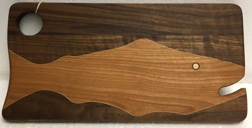 Trout Board by Jamie Doubleday