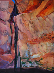 """Escalante Sculpture"" by Connie Slack"