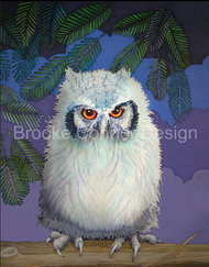 """Screech Owl"" by Brooke Connor"