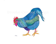 """Rooster Joe"" by Brooke Connor"