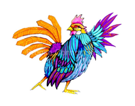 """Disco Chicken"" by Brooke Connor"