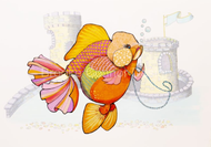 """Goldfishie"" by Brooke Connor"