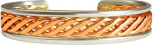 """Celtic"" bracelet by Sergio Lub"