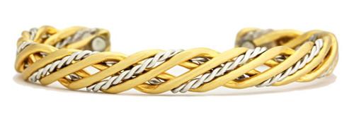 """Trellis"" bracelet by Sergio Lub"