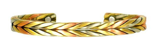"""Wheat"" bracelet by Sergio Lub"