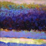 """Light in the Shadows"" by Julianne Miller, 19x19"