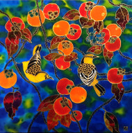 'Persimmon Beauties' by Yelena Sidorova 20x20