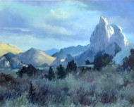 'City of Rocks, Idaho' by Lyse Dzija 20x16