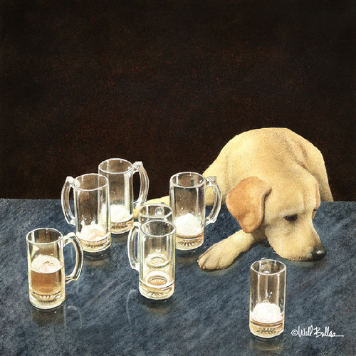 """What Is That In Dog Beers?"" by Will Bullas"
