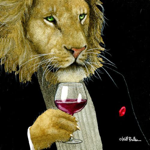 """""""Wine King"""" by Will Bullas"""